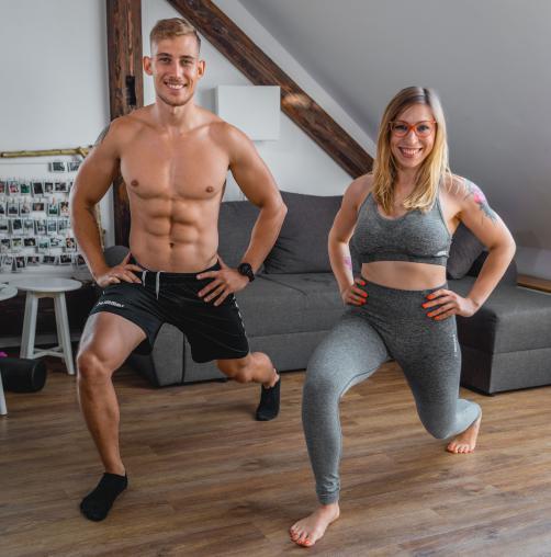 Trening TNZ preoblikovanje telesa