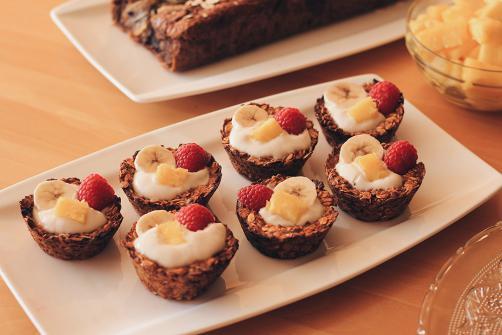 Mini muffini iz granole