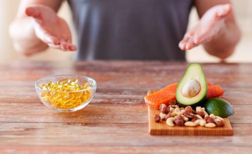 Nahrungsergänzungsmittel – JA oder NEIN?