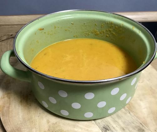 Korenčkova juha