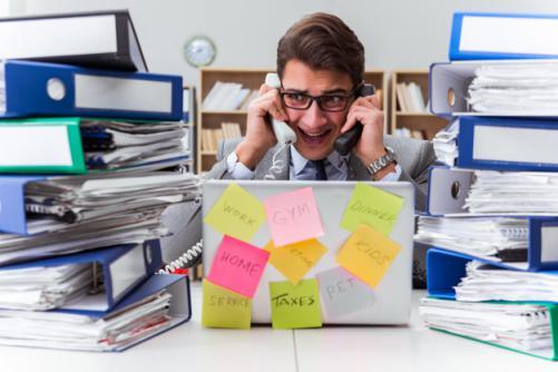 Povezava med kortizolom in stresom