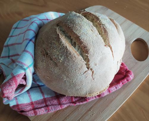 Koruzni kruh