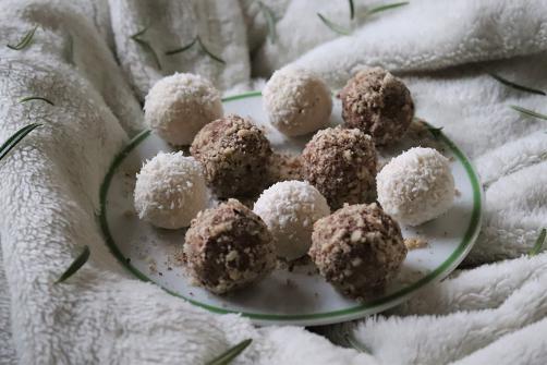 Proteinske kuglice s kakaom