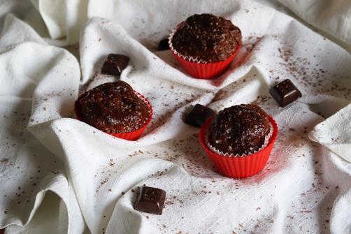 Zdravi muffini od samo 3 sastojaka