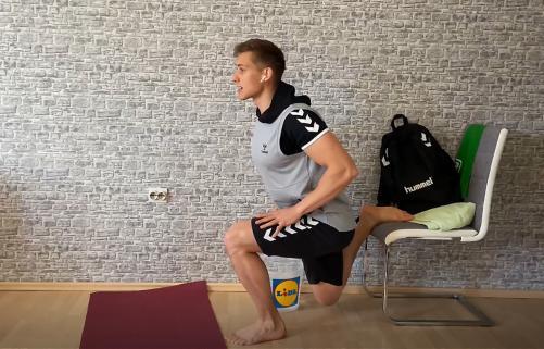 VIDEO: Trening za ohranjanje mišične mase