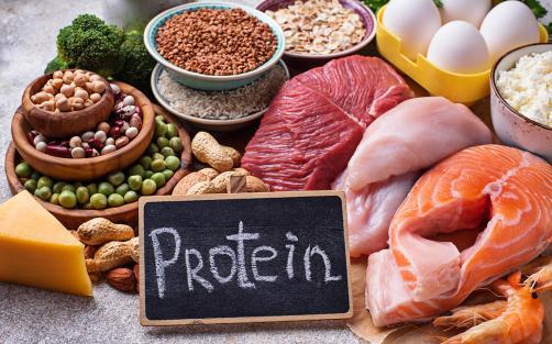Kako s prehrano povečati ali ohranjati mišično maso doma?