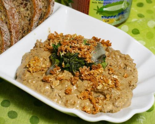 Hummus ohne Kichererbsen