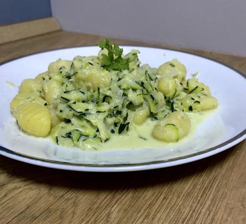 Zucchinisoße