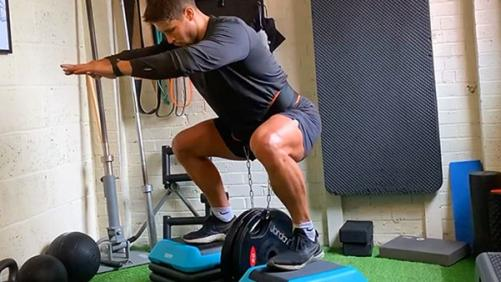 Rückenschmerzen und Kniebeugen – ich habe eine Lösung