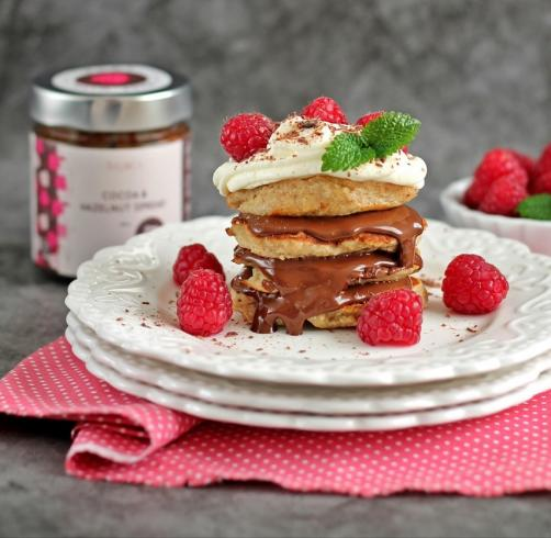 Hafer-Pfannkuchen