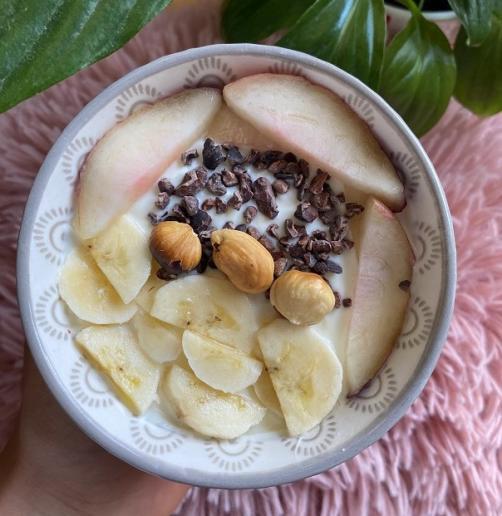 Fit-Protein-Frühstück
