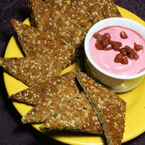 Sesam-Cracker
