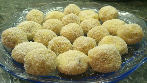 Rafaello »fit« kokosove kroglice