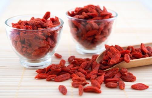 Goji jagode - sadež s super močjo