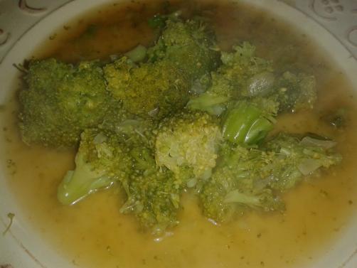 Brokoli v omaki