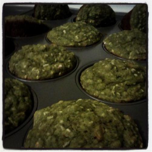 Zeleni kolački za moč