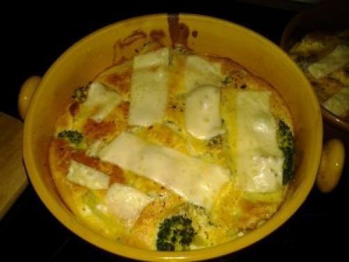 Pahuljast nabujak od povrća
