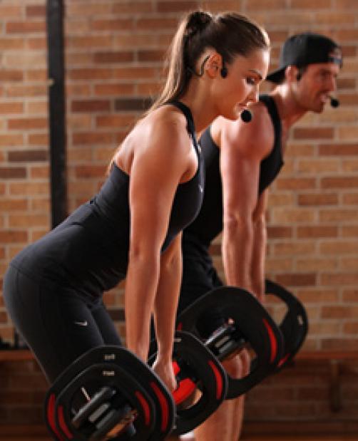Trening z utežmi - tudi za ženske!
