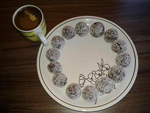 Guarana kroglice
