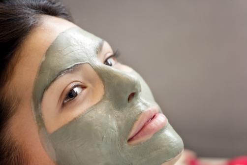 Glinene maske za vse vrste kože