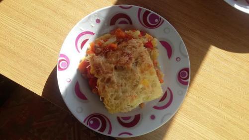 Musaka od povrća