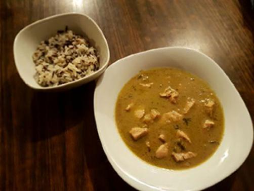 Tajski zeleni curry