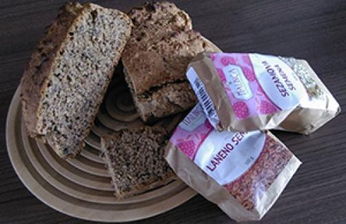 Pirin kruhek s semeni
