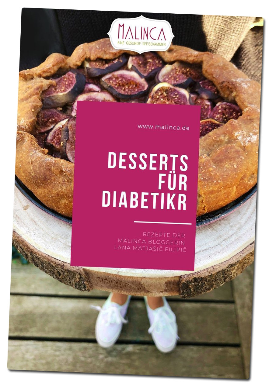 Desserts für Diabetiker