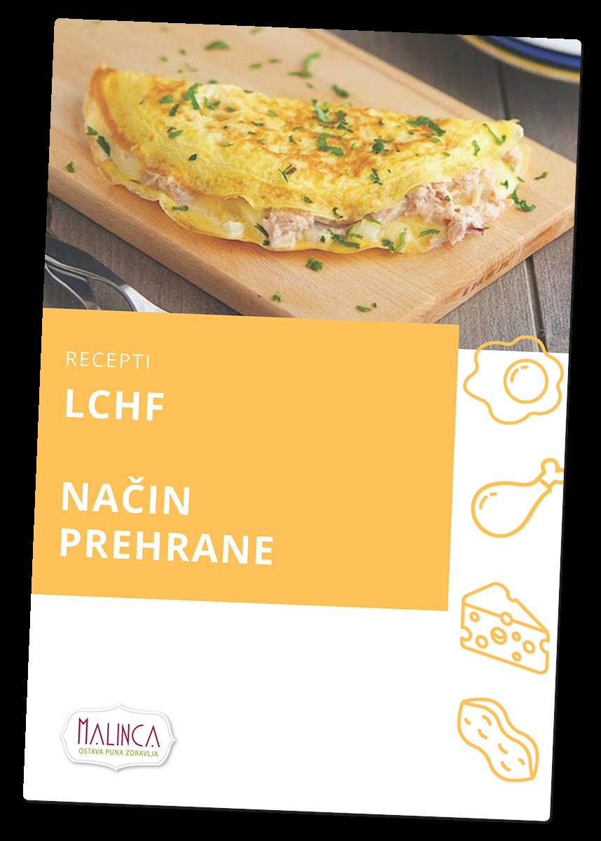 LCHF knjižica