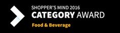 Online-Händler des Jahres 2016 in der Kategorie Essen und Trinken