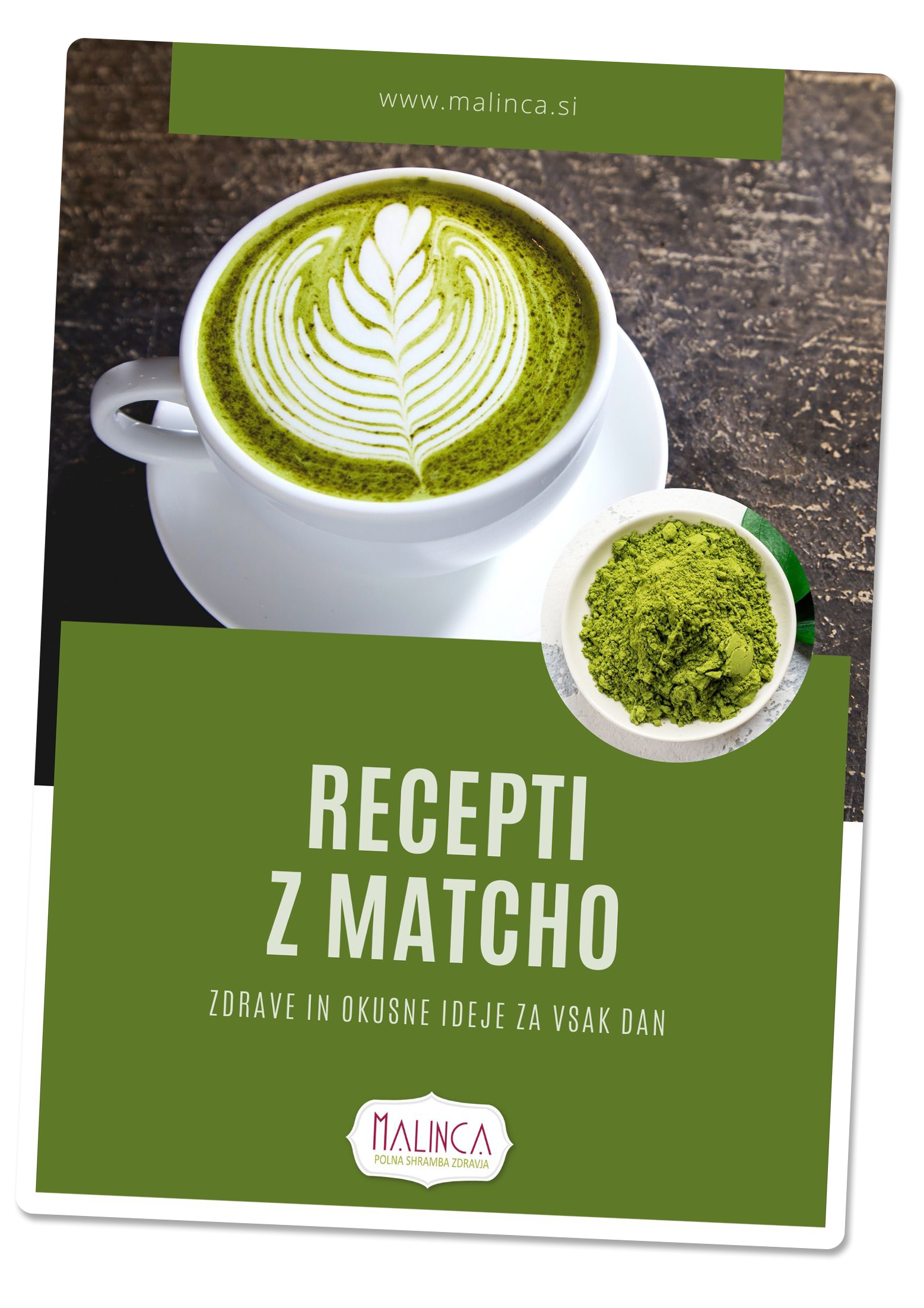 Recepti z Matcho