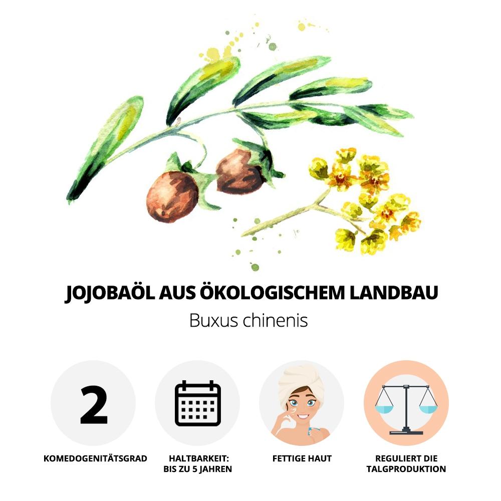 Vorteile des Jojobaöls