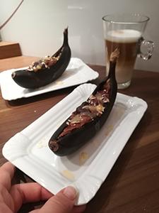 Pečene banane