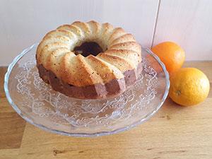 Pomarančni kolač