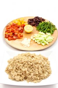 Kvinojina-hladna-solata-sestavine