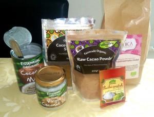 kokosova-veganska torta