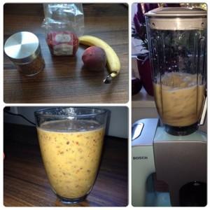 smoothie breskev-goji jagode