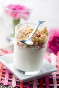 zajtrk brez laktoze