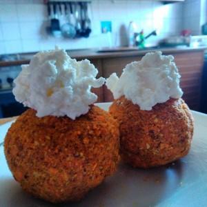 Mini korenčkove tortice