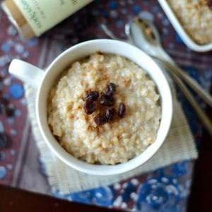 Beljakovinski rižev narastek