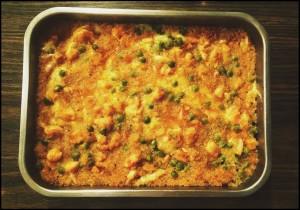 Kvinoja-s-šparglji-piščancem-in-grahom