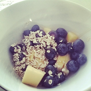 Svež, zdrav in hitro pripravljen zajtrk1