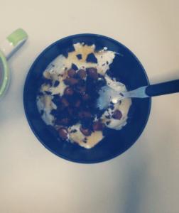 Zdrav zajtrk za sladkosnede
