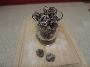 Presne kroglice z lanenim semenom1