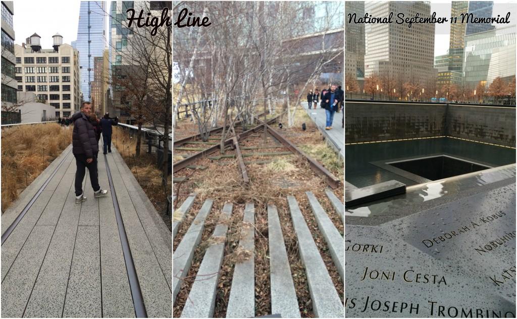 high line - memorial