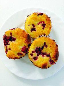 LCHF muffini z malinami225x300