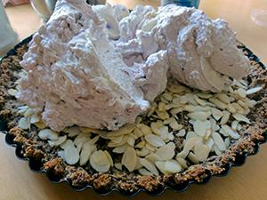 Malinova pita iz amaranta300x225